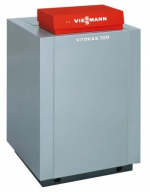 Viessmann VITOGAS 100-F с автоматикой KC4B