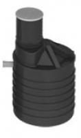 Сборно-распределительный колодец 1,1 куб.м с насосом